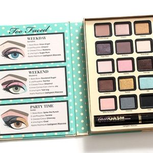 TOO FACED JOY TO THE GIRLS MAKEUP COLLECTION